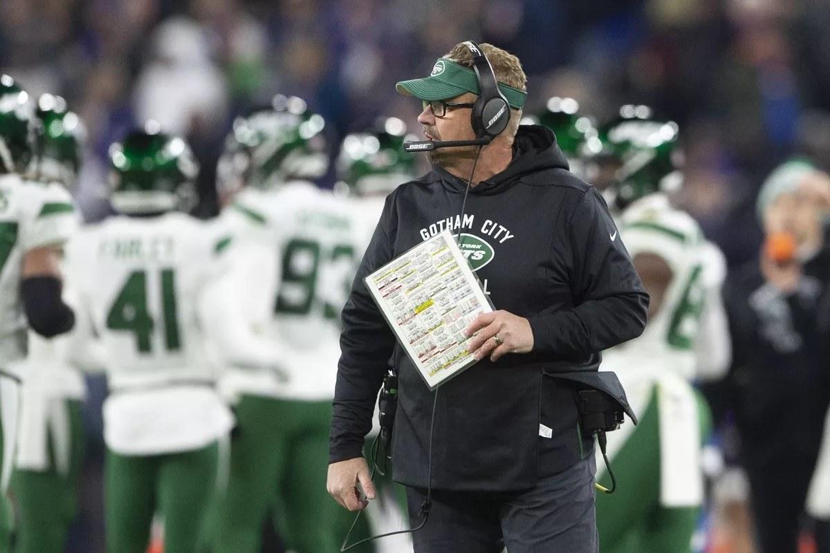 NY Jets LOL Gregg Williams fired Las Vegas Raiders