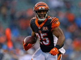 Bengals RB Giovani Bernard saw heavy usage last week and should see plenty of touches again in Week 16. He's a nice value in DFS. (Image: Cincy Jungle)