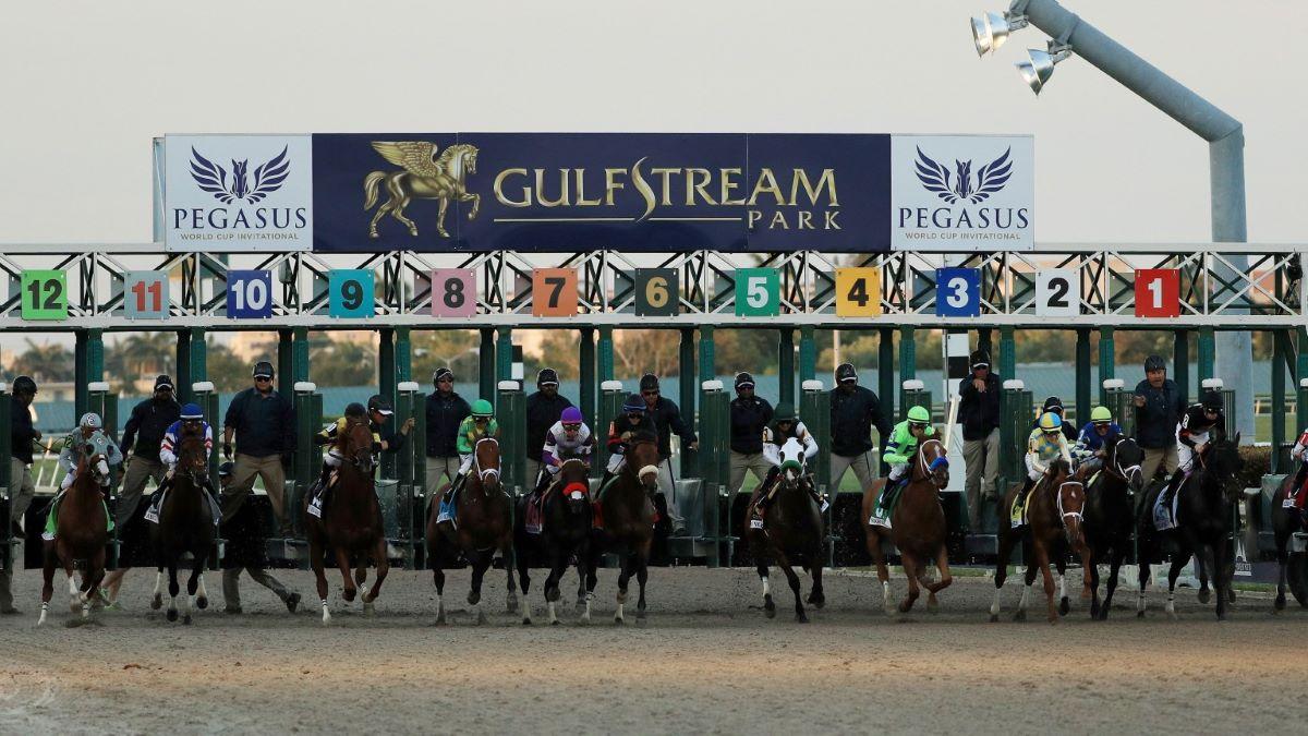 Gulfstream Park 20-21 Opener