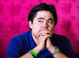 Hikaru Nakamura won his third straight Speed Chess Championship, defeating Maxime Vachier-Lagrave in the final. (Image: Maria Emelianova/Chess.com)