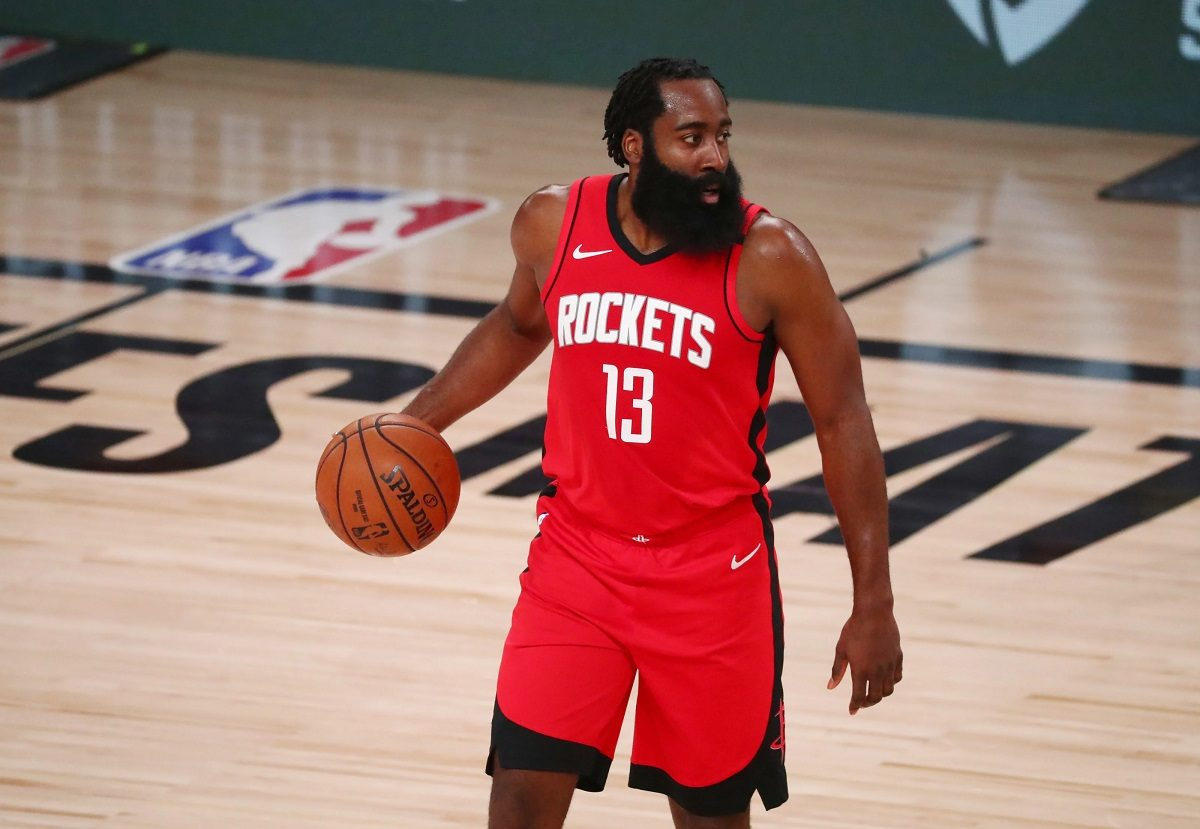 James Harden NBA scoring average prop bets futures Doncic Durant