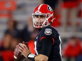 JT Daniels didn't shine in his second start for Georgia, but could see much more usage this week against Missouri. (Image: Dawg Sports)