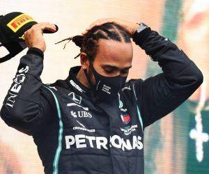Lewis Hamilton COVID-19 Sakhir