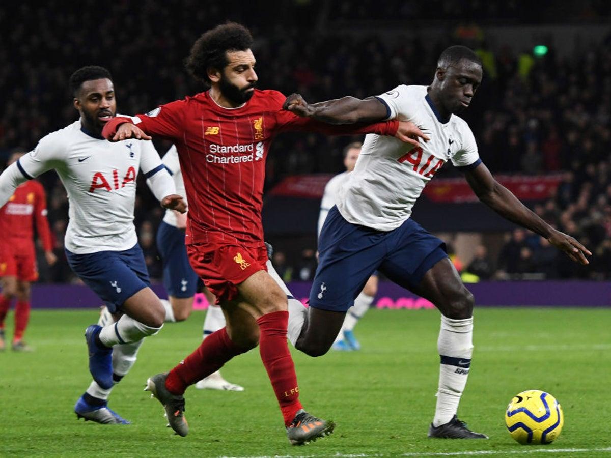 Liverpool Tottenham odds EPL