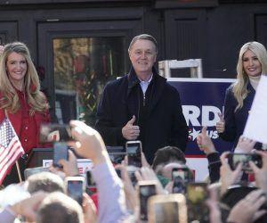 Georgia Senate runoff odds