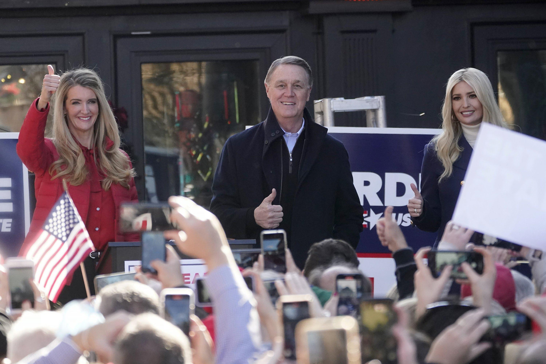 Peluang putaran kedua Senat Georgia
