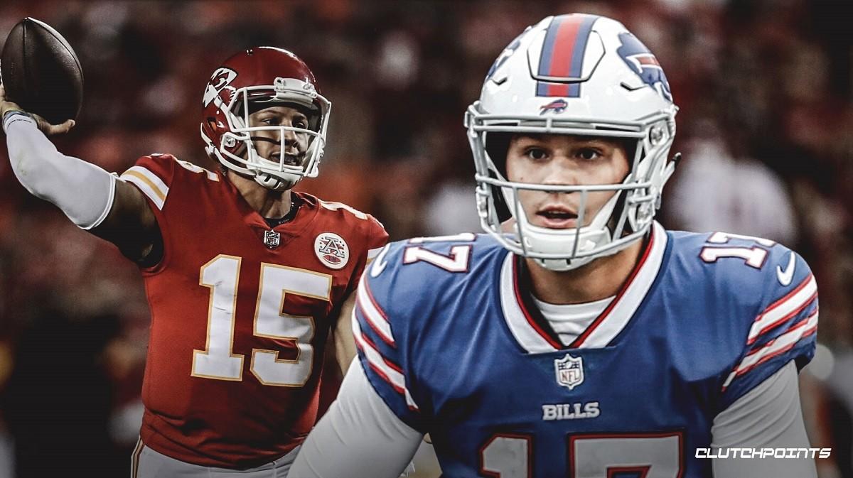 Odds Super Bowl Mahomes Allen Kansas City Buffalo Bills
