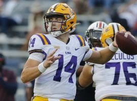 Max Johnson shone in his first career start against Florida. He could provide great DFS value this week against Ole Miss. (Image: Sports Illustrated)