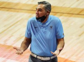 Villanova Basketball on Pause After Head Coach Jay Wright Tests Positive for COVID-19
