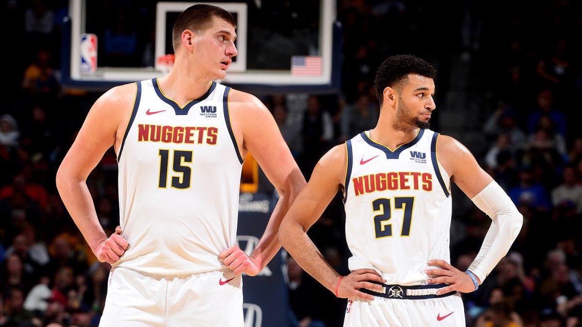 Denver Nuggets NBA Northwest Division odds Utah Jazz Portland Trail Blazers