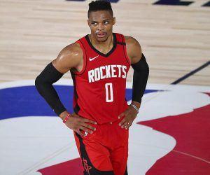 Russell Westbrook trade John Wall Houston Rockets Washington Wizards
