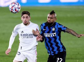 Real Madrid and Inter Milan are among four teams all still alive for advancement out of Group B heading into the final day of Champions League group stage play. (Image: Diego Souto/Getty)