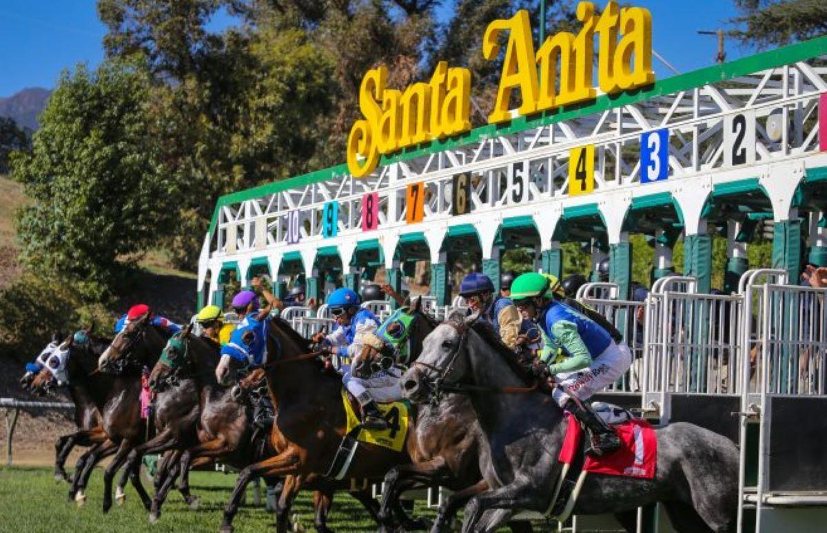 Santa Anita-Lasix stakes ban