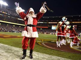 The NFL will celebrate a game on Christmas in Week 16 with the Vikings and Saints. (Image: Getty)