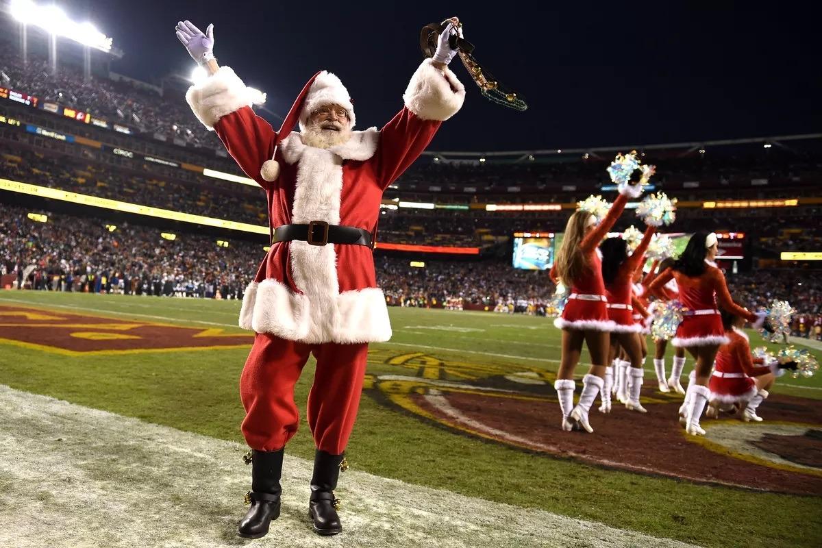 NFL Week 16 Christmas Vikings Saints