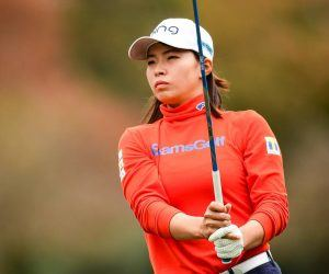 Japan's Hinako Shibuno leads the U.S. Women's Open by one stroke at -4 with a 209 overall. Shibuno, a 22-yea-old rookie, has yet to earn her LPGA tour card. Final round play was suspended Sunday in Houston and is set to continue Monday morning.