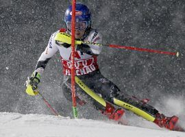 Shiffrin to Conclude Tumultuous 2020 with Slalom in Semmering on Tuesday