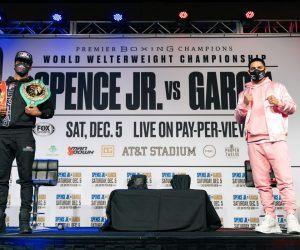 Spence Garcia odds