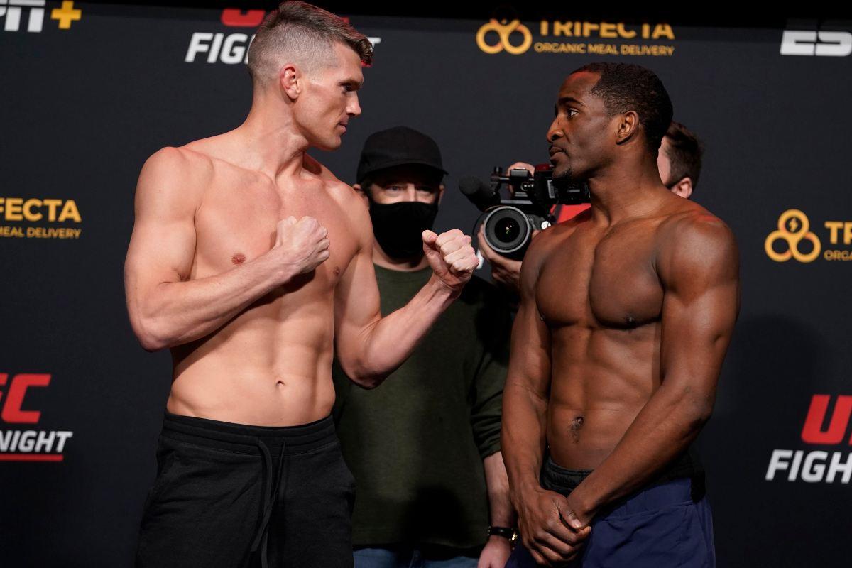 Thompson Neal mengalahkan UFC