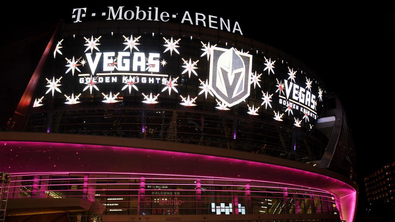 T-Mobile Arena bisa menjadi tuan rumah bagi tim ekspansi NBA berikutnya.