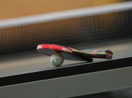 Australian police arrested a former table tennis pro as part of an investigation into match fixing in Ukrainian table tennis competitions. (Image: TF Images/Getty)