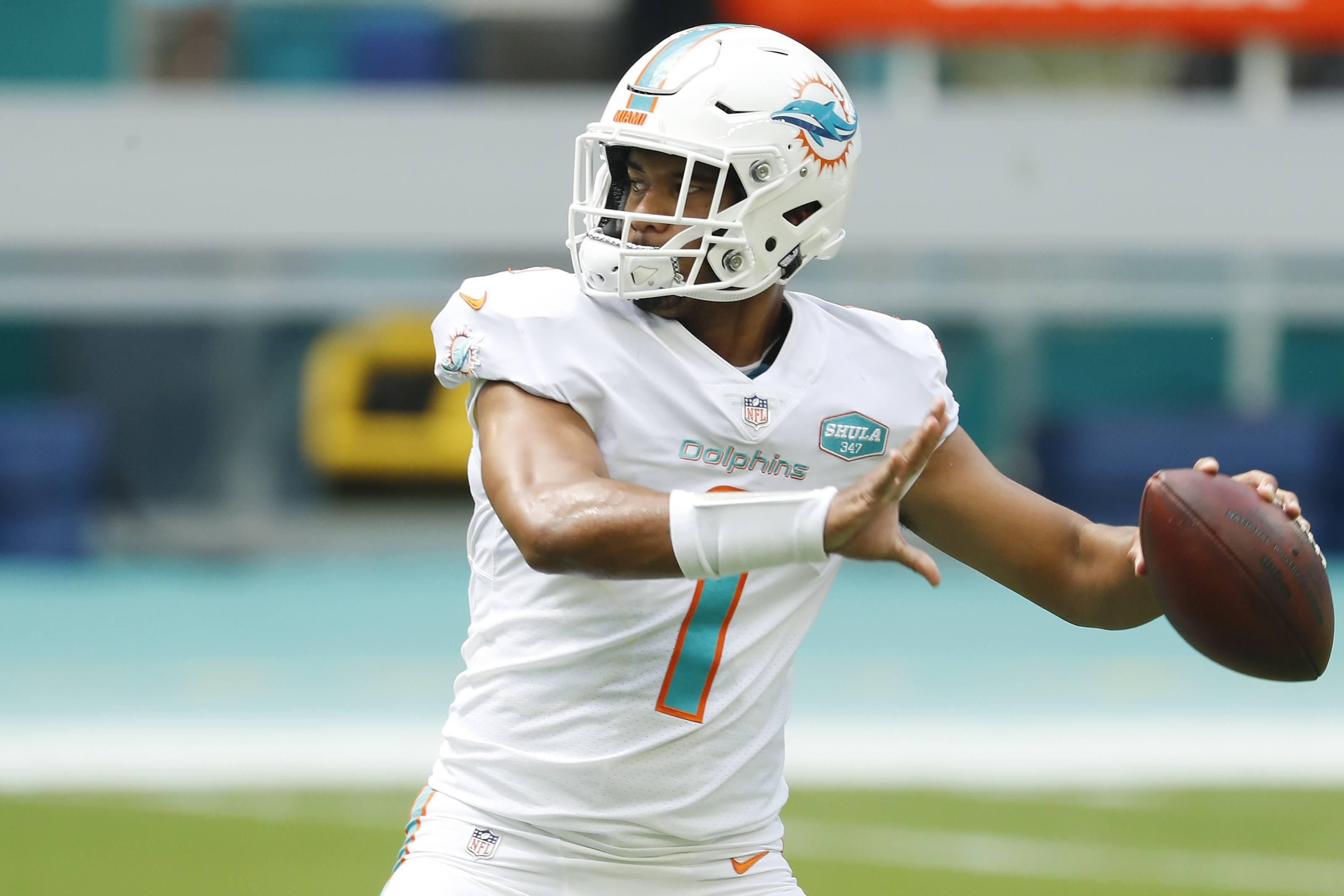 Tua Miami Dolphins Kansas City Chiefs NFL Week 14