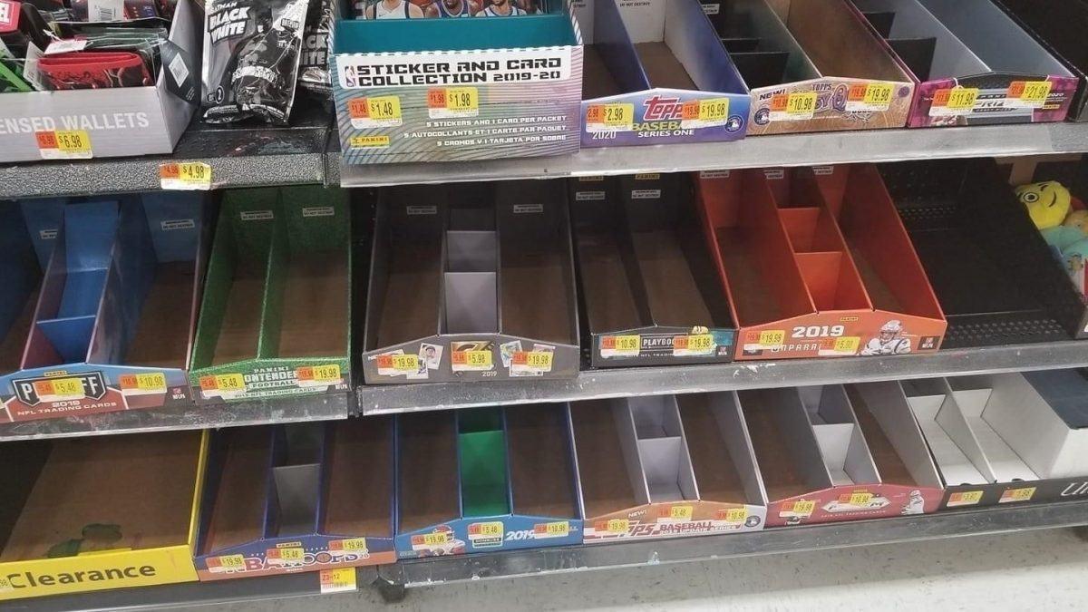 Walmart cards