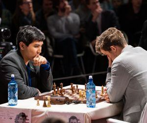 Airthings Open Champions Chess Tour