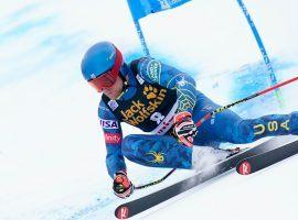 American Ryan Cochran-Siegle Makes History with Super-G Win in Bormio