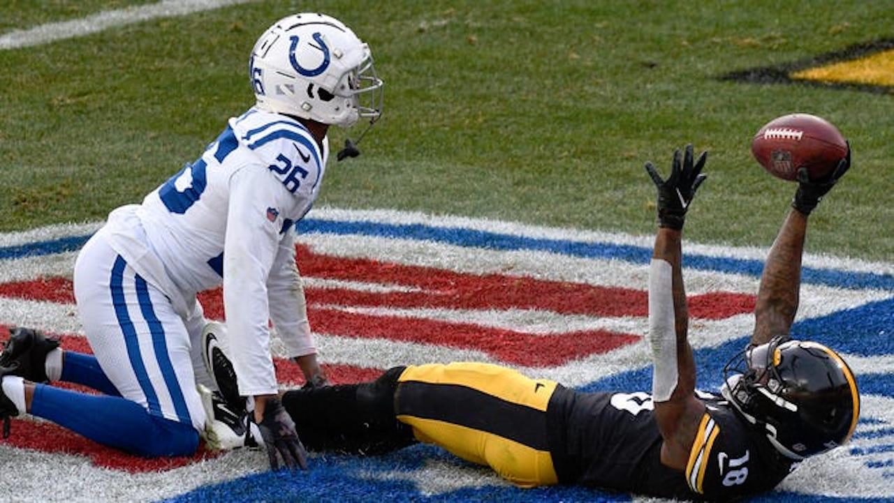 Gambar Indianapolis Colts NFL Playoff