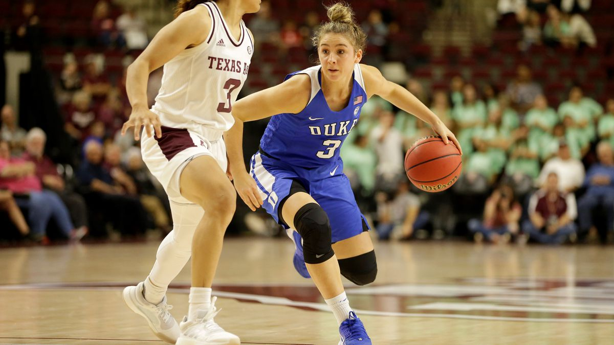 Bola basket wanita Duke