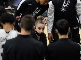 Becky Hammon Makes History as First Woman to Coach NBA Team