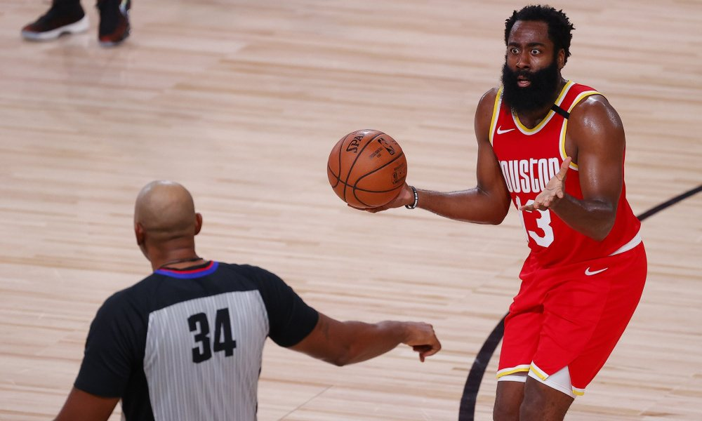 James Harden may play in Rockets' next game after partying debacle