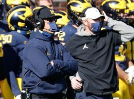 Michigan Officially Cancels 'The Game' Against Ohio State, Buckeyes' Postseason Hopes in Doubt