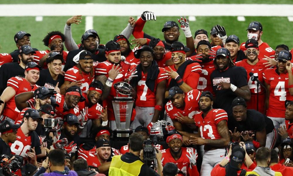 Sepak bola Ohio State memenangkan Kejuaraan Sepuluh Besar 2020