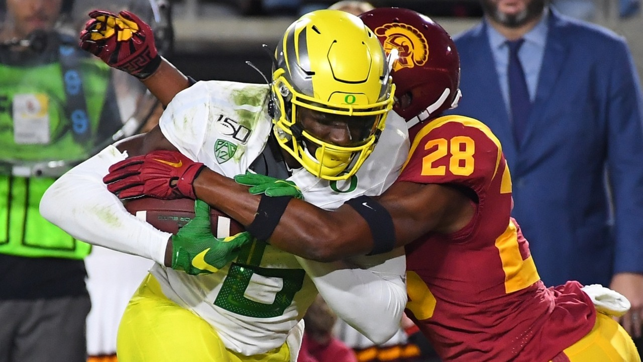 USC vs. Oregon