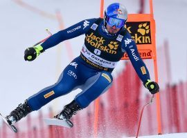 Double Bill of Downhill and Super-G Greets Men in Val d'Isère This Weekend