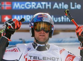 Alexis Pinturault Takes Giant Slalom in Alta Badia, Remains a Favorite for Monday's Slalom