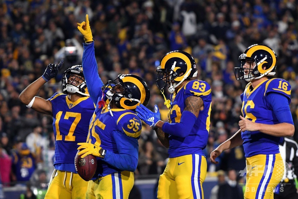 Los Angeles Rams New York Jets