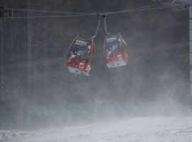 World Cup Skiing: Hurricane-Force Winds Cause Cancellation of Monday's Women's Giant Slalom