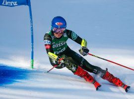 Shiffrin Rides Again in 2020, Becomes Favorite to Win Giant Slalom in Semmering Monday