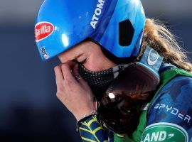 An Emotional Mikaela Shiffrin Returns to Top of the Podium, Will Sit Out this Weekend
