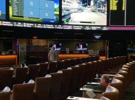 A Record $609 Million Wagered in Nevada as Sportsbooks Sit Empy