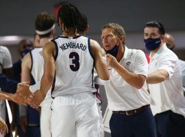 Gonzaga, UConn Men's Basketball On Pause, California Programs Scramble During Lockdown as Nation Reels