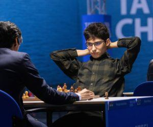 Tata Steel Chess Odds Carlsen Firouzja