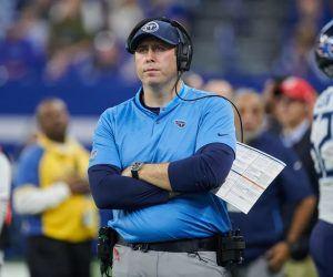 Arthur Smith Atlanta Falcons new head coach hired Titans OC