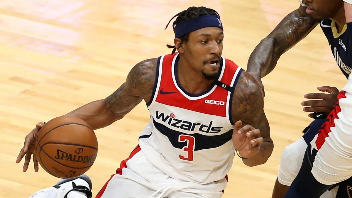 Bradley Beal 60 Points Scoring Binge Washington Wizards