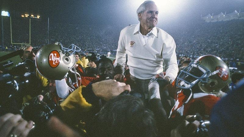 Bill Walsh San Francisco 49ers head coach Super Bowl