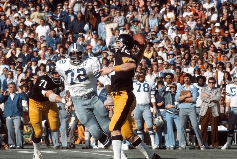 Terry Bradshaw Super Bowl X