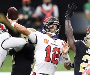 Tampa Bay Bucs New Orleans Saints Betting Preview Playoffs Tom Brady Drew Brees